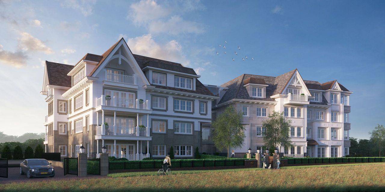 Rembrandtweg project Opduin, Noordwijk