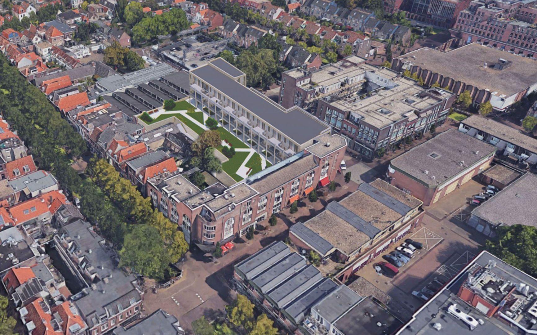 Kruisstraat, Delft foto-8