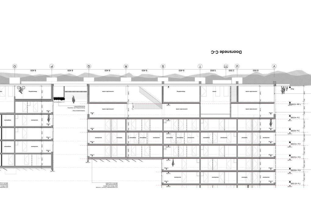 Reiner de Graafweg, Delft plattegrond-14