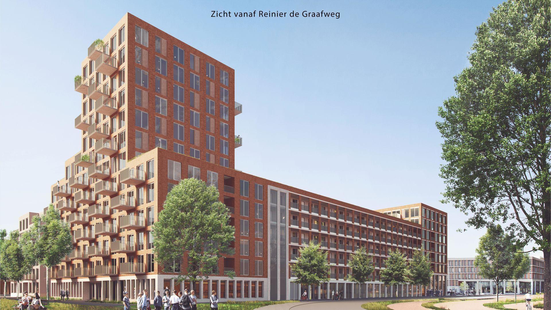 Reiner de Graafweg, Delft foto-1