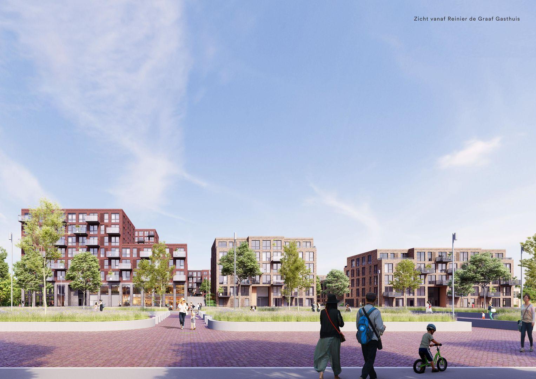 Reiner de Graafweg, Delft foto-18