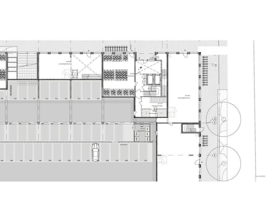 Reiner de Graafweg, Delft plattegrond-10