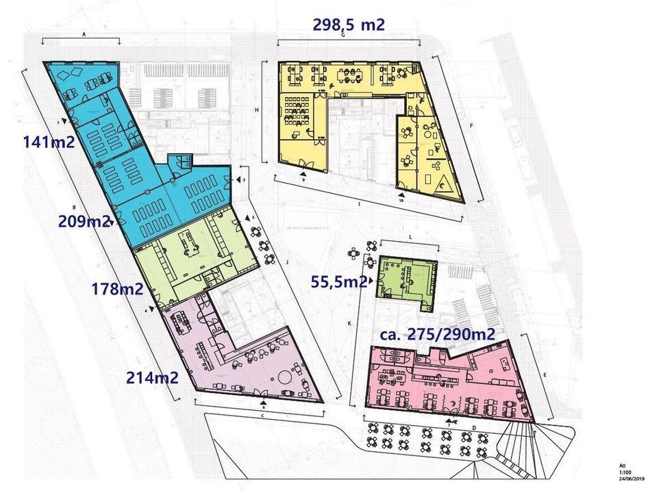 Irene boulevard, Delft plattegrond-0