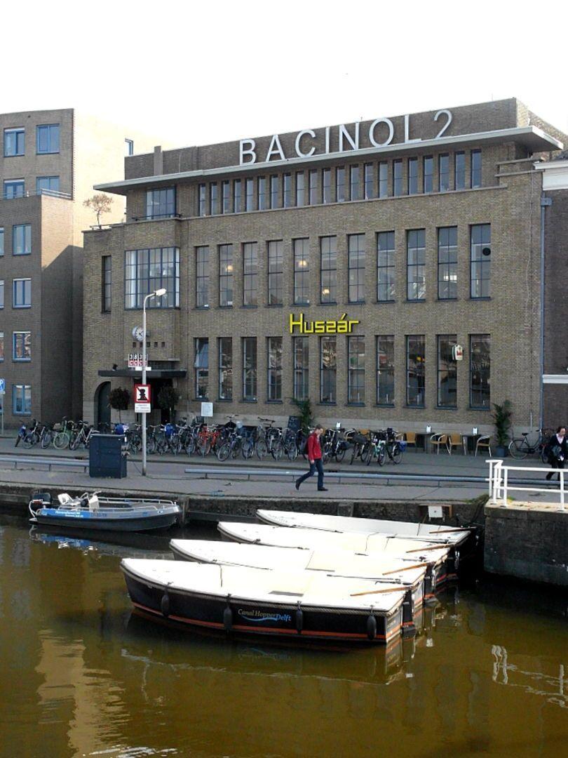 Hooikade 2 e Etage 2 Kamers 13, Delft foto-0