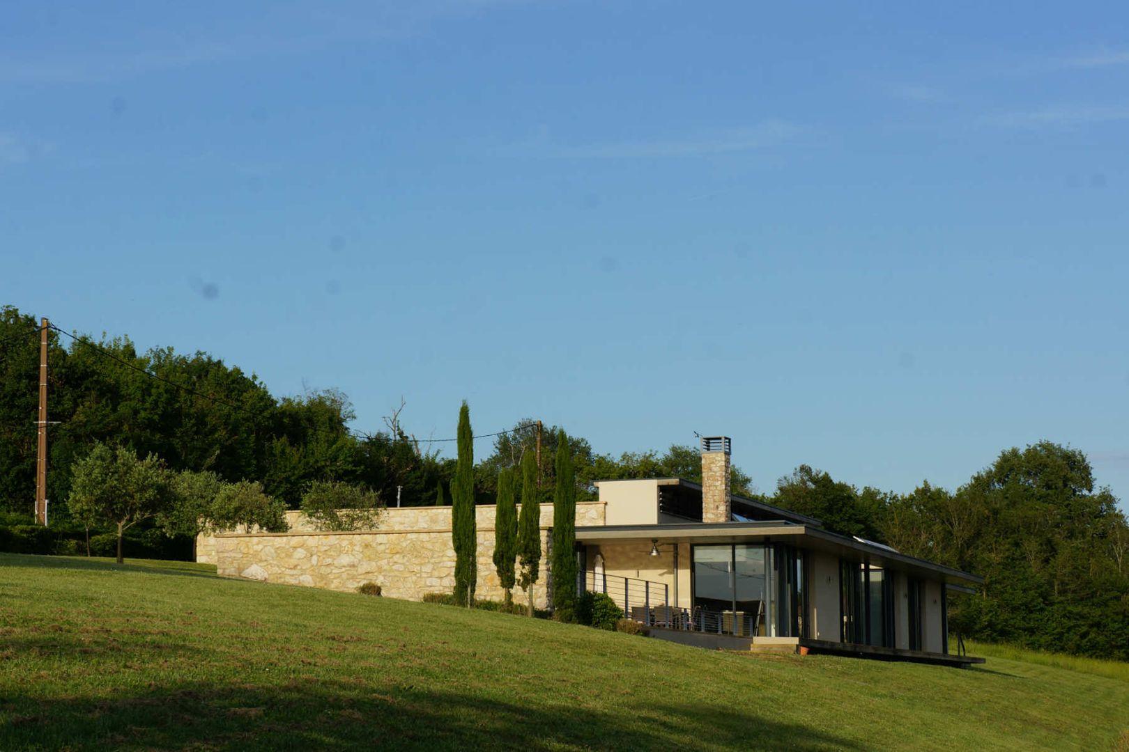 Villa met zwembad, Vic-Fezensac foto-0