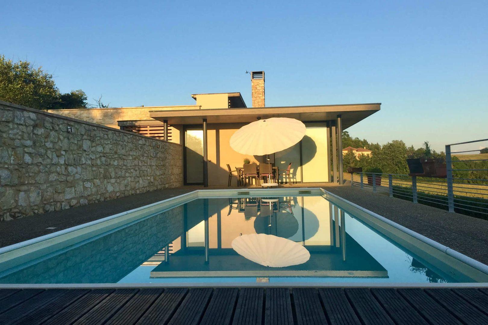 Villa met zwembad, Vic-Fezensac foto-2