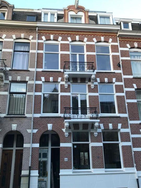 van Eeghenstraat, Amsterdam