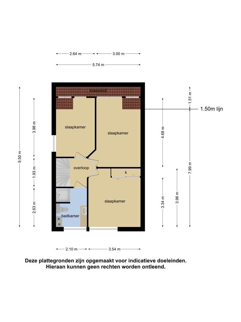 de Heul 34 plattegrond-19