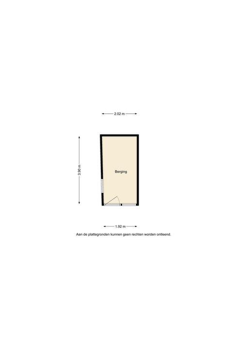 Poppenallee 5, Dalfsen plattegrond-
