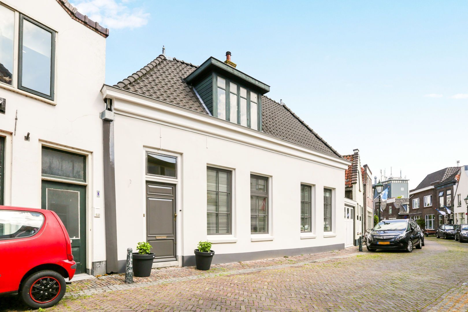 Brugstraat 10, Zwammerdam foto-