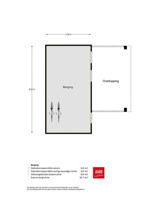 Lipsstraat 14, Drunen plattegrond-