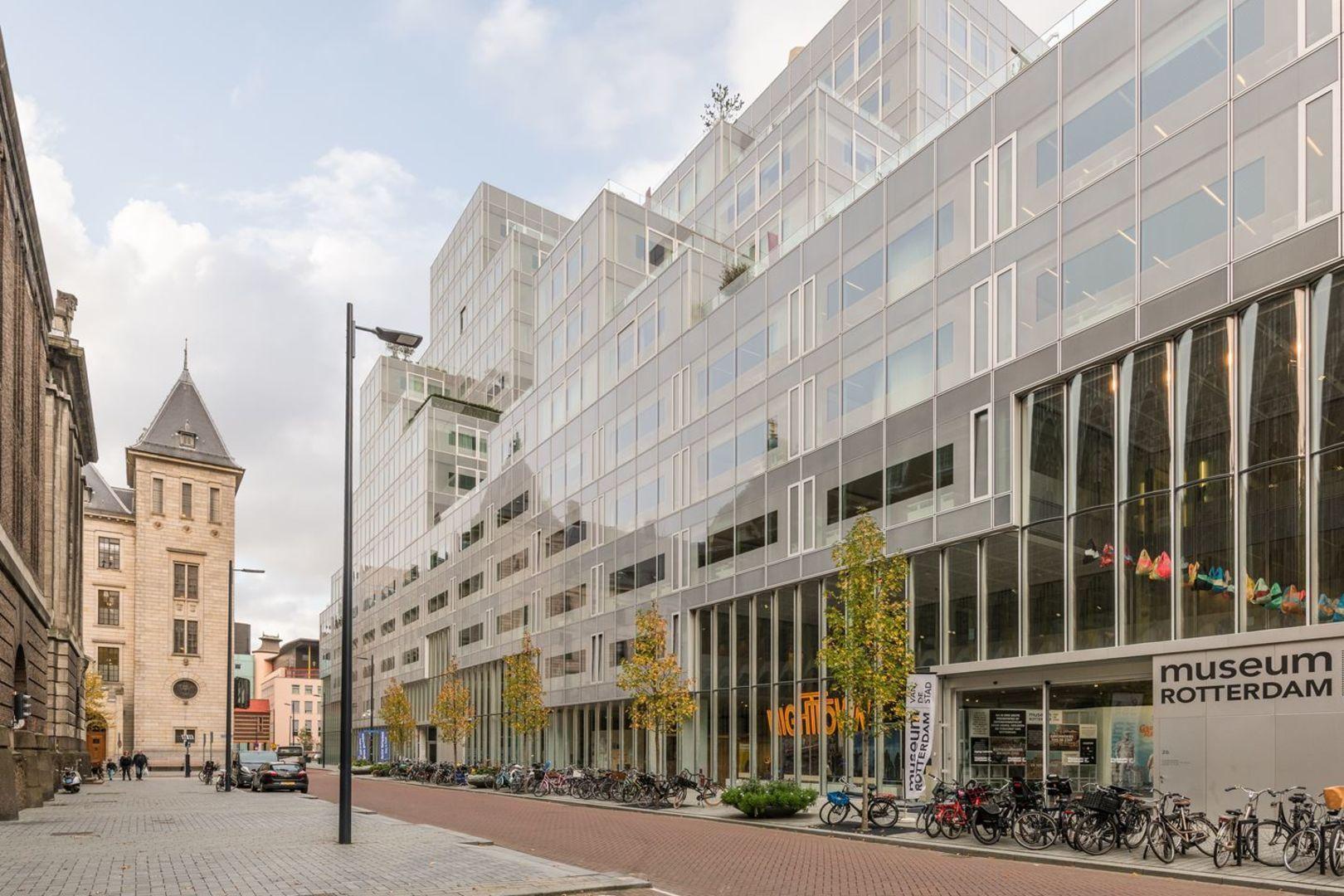 Halvemaanpassage, Rotterdam foto-45