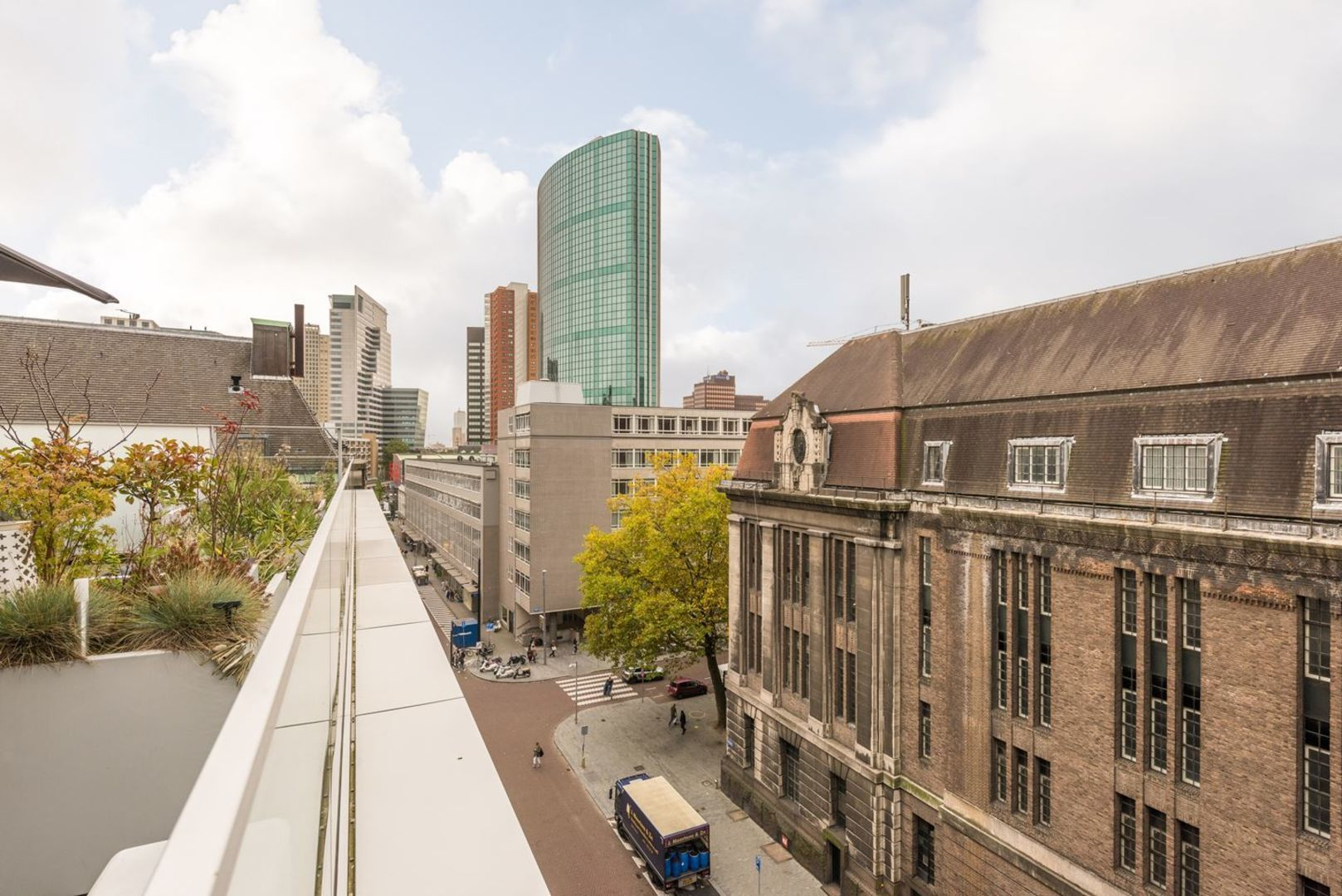 Halvemaanpassage, Rotterdam foto-6
