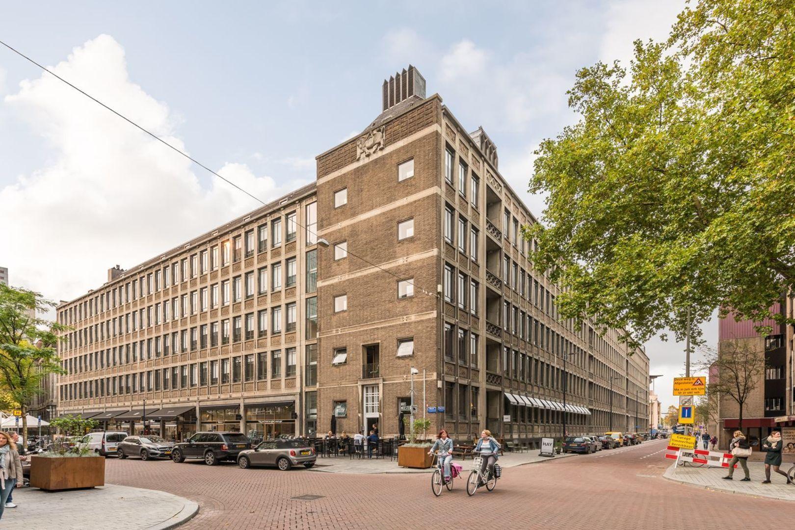 Halvemaanpassage, Rotterdam foto-49