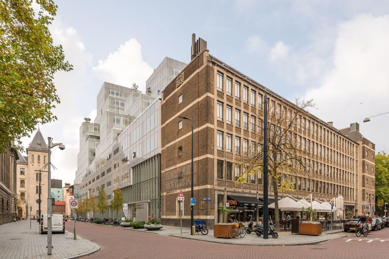 Halvemaanpassage, Rotterdam foto-36