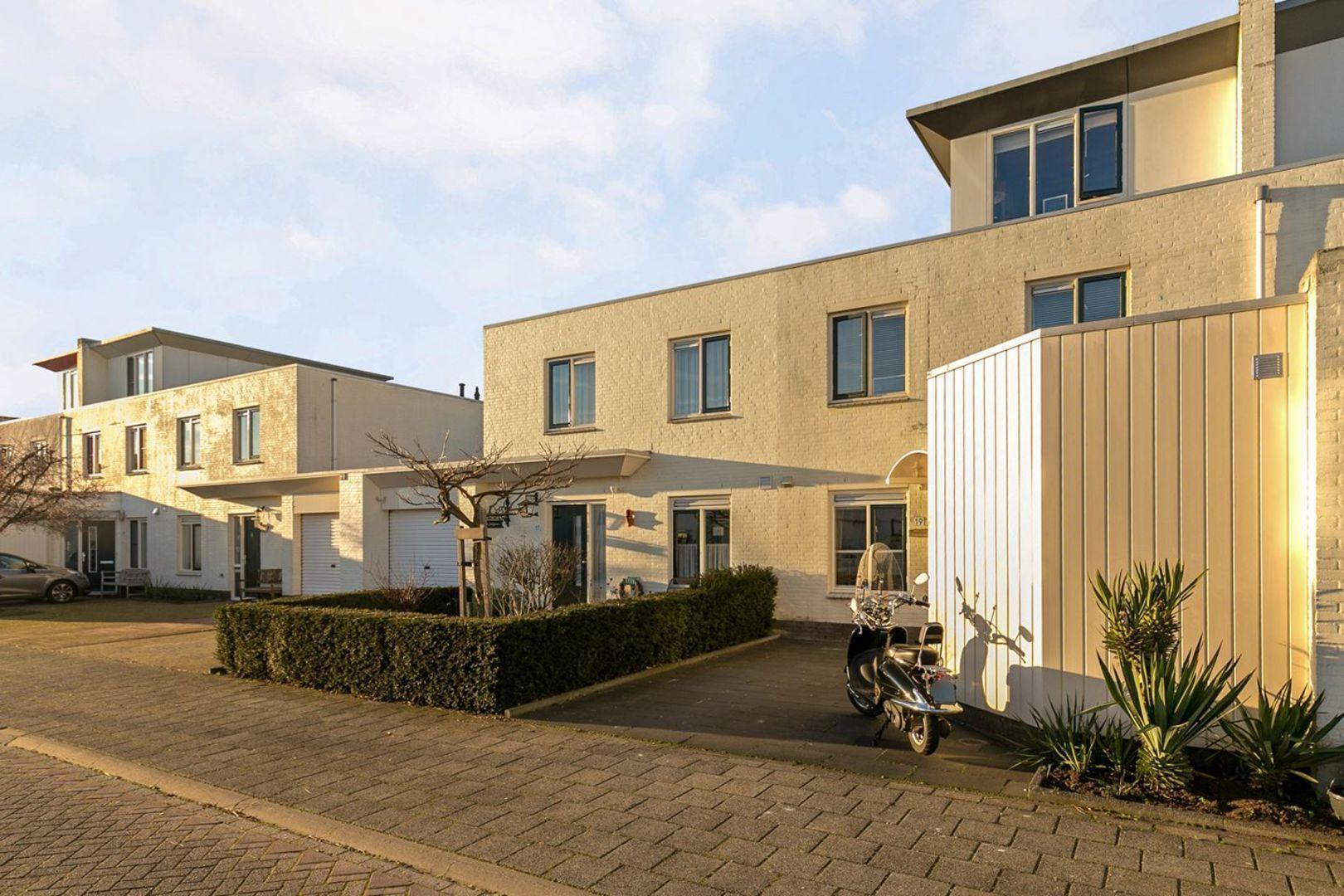 Monteverdistraat, Capelle aan den IJssel foto-2