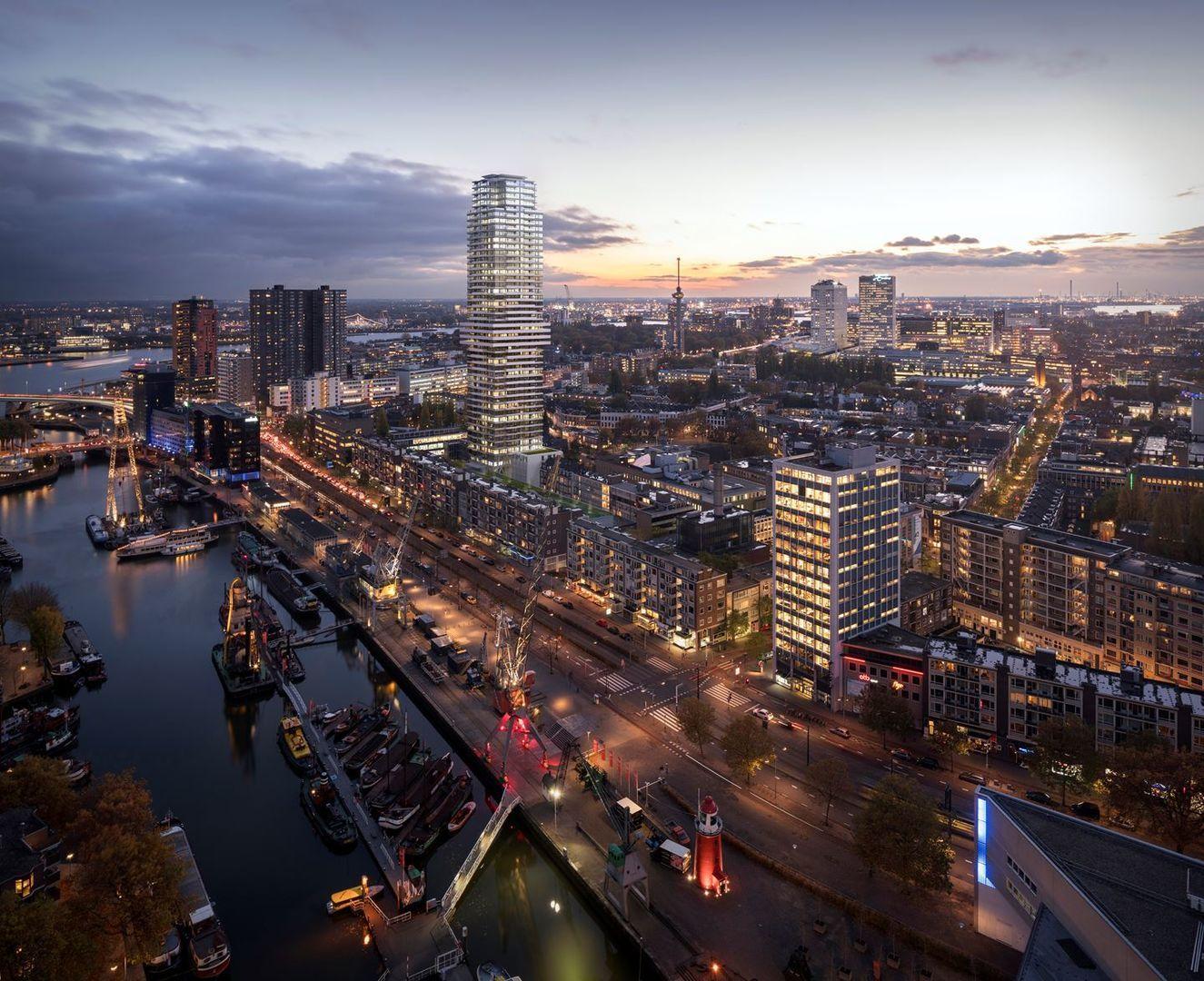 Cooltower, Rotterdam foto-7