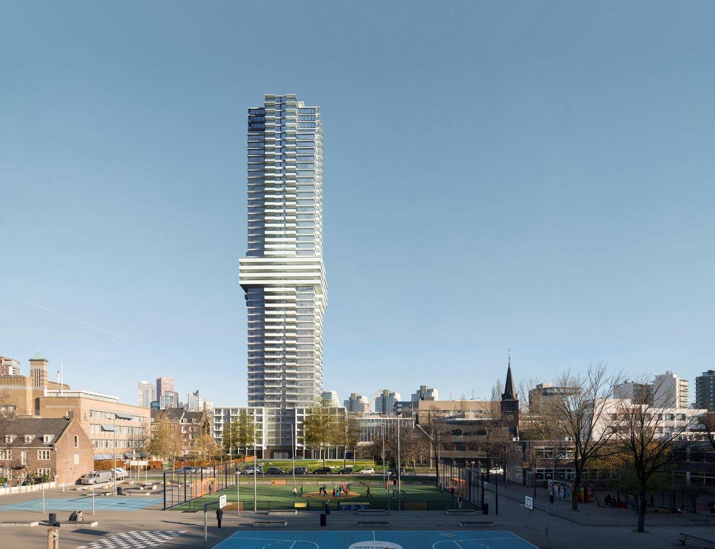 Cooltower, Rotterdam foto-6