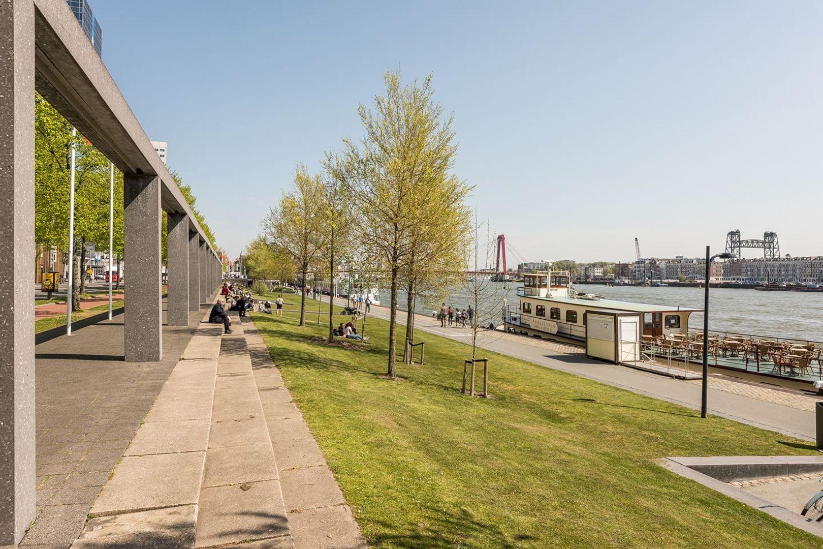 Boompjes, Rotterdam foto-20