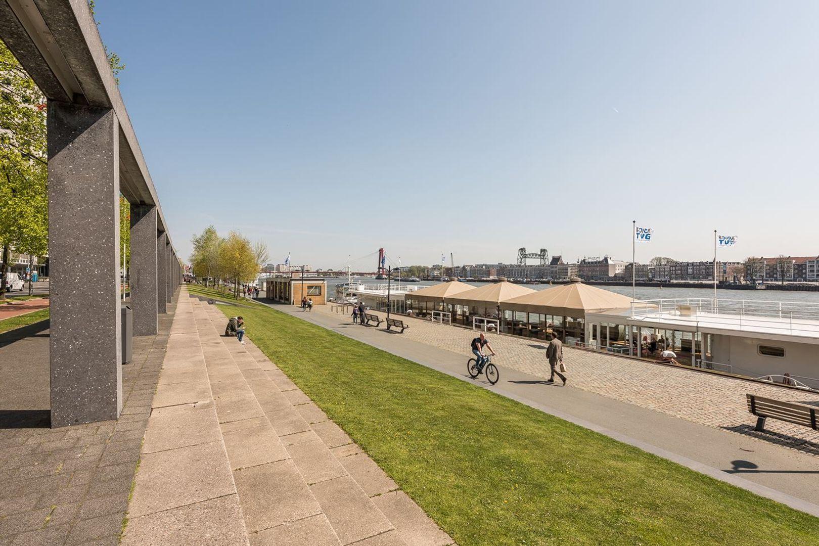Boompjes, Rotterdam foto-21