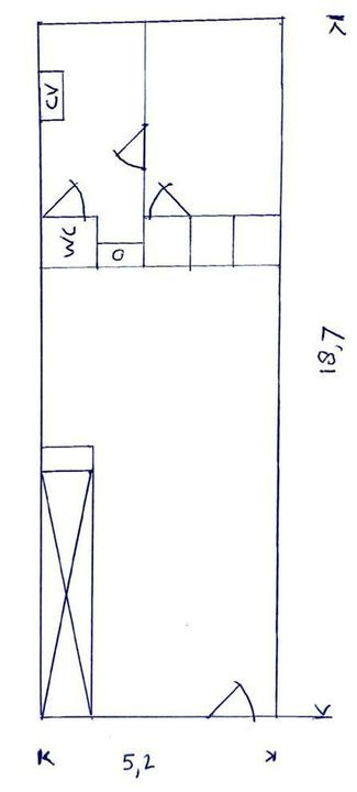 Fahrenheitstraat 440 A, Den Haag plattegrond-10