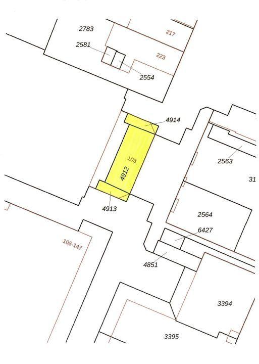 Broekwegzijde 103, Zoetermeer plattegrond-12