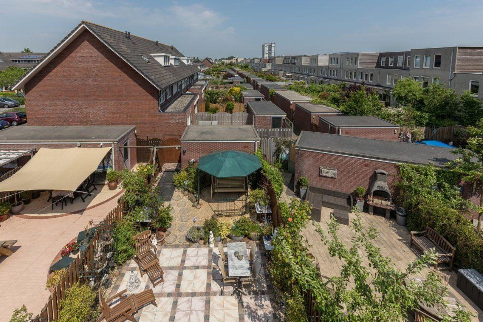 Hagesteinstraat 78, Zoetermeer foto-41