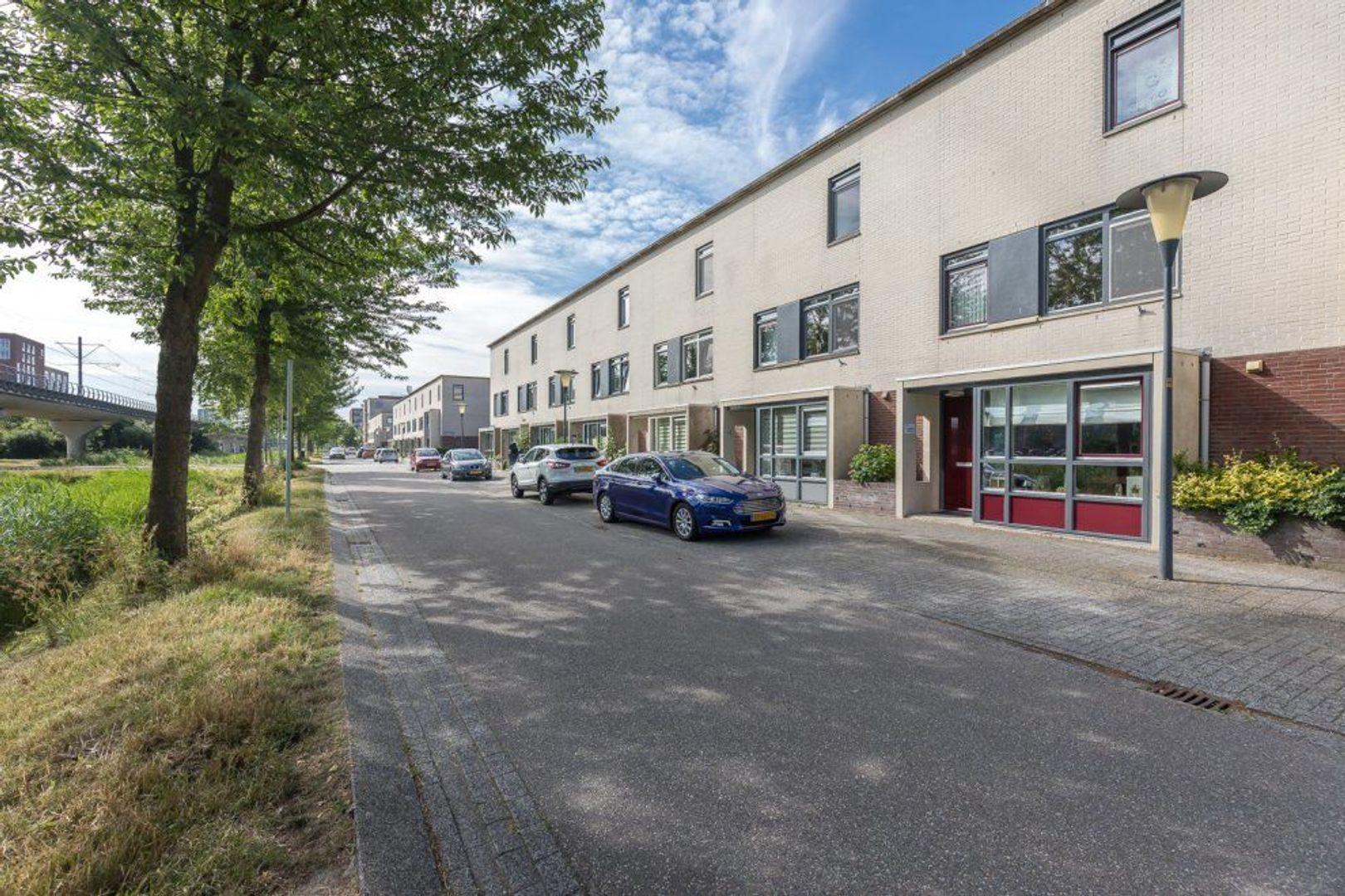 Aarlanderveenstraat 35, Zoetermeer foto-2