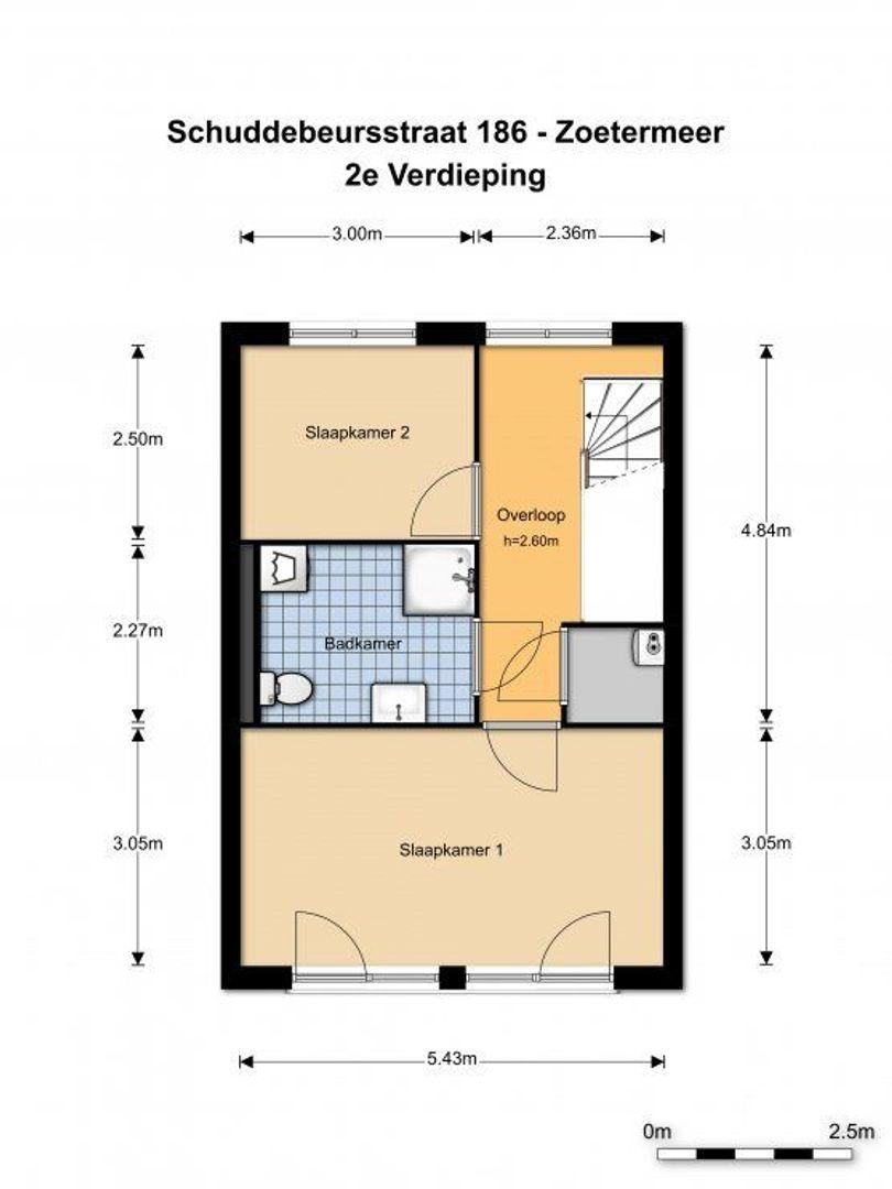 Schuddebeursstraat 186, Zoetermeer foto-54