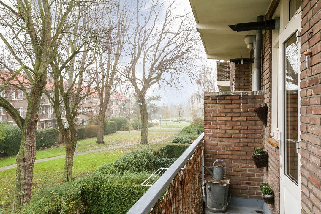 Carel van Nieveltstraat 29 b, Rotterdam