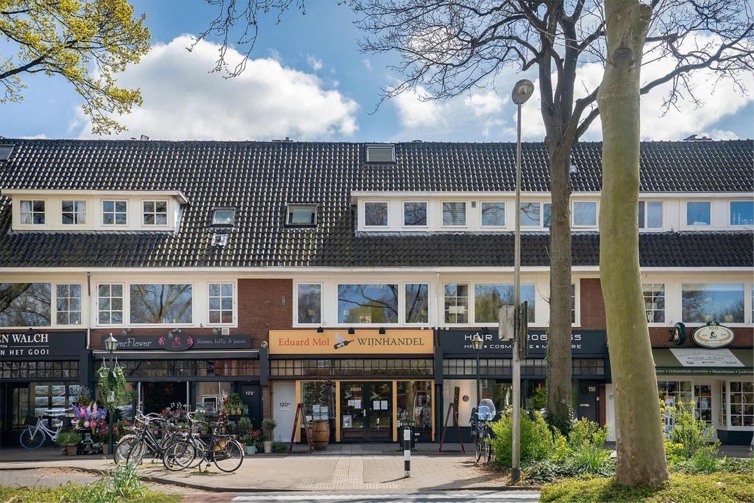 Huizerweg 120 A, Bussum