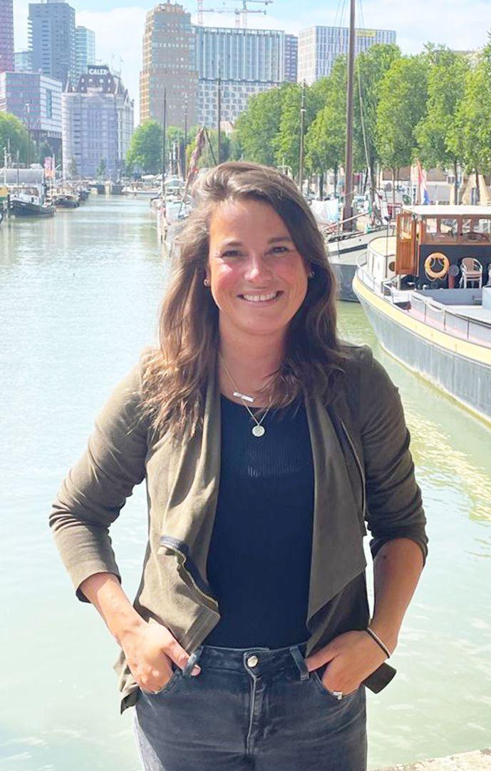 Larissa van der Gaauw