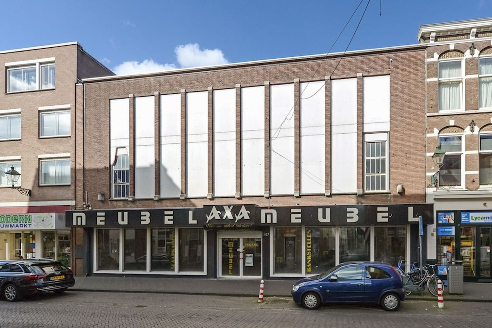 Boekhorststraat 107 Before