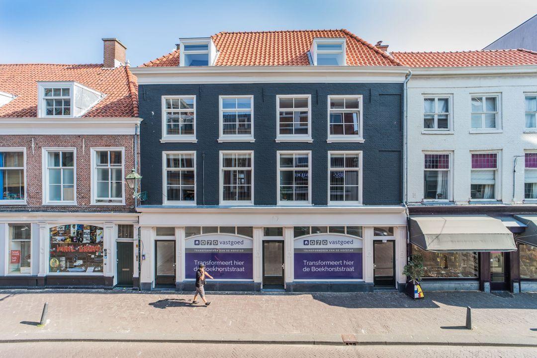Boekhorststraat, 's-Gravenhage