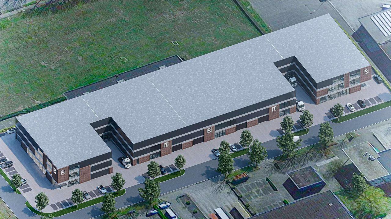 Storkstraat B, Veenendaal